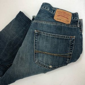 Men's Abercrombie & Fitch Distressed Jeans